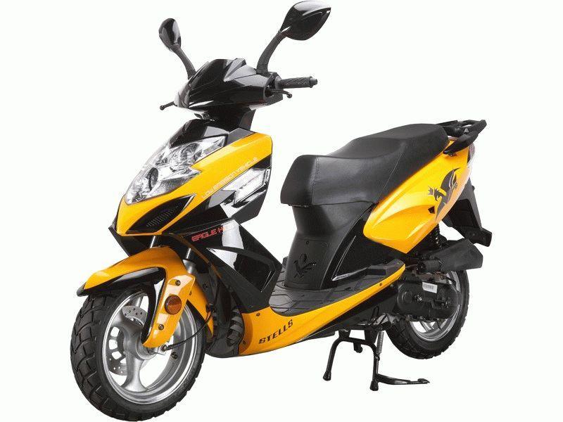 Купить скутер RACER RC150T-15 STELLS с доставкой по всей России в интернет магазине Горизонт