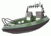 Катера. Моторные лодки