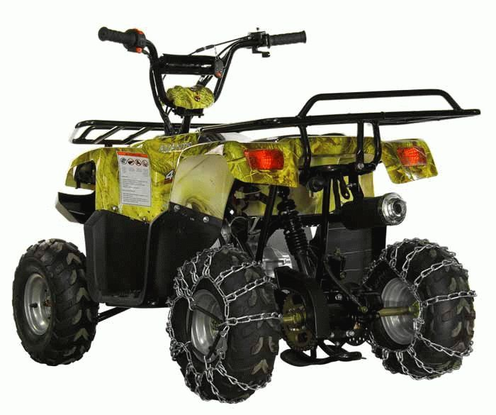 Квадроцикл Avantis Hunter Junior 110сс 4т
