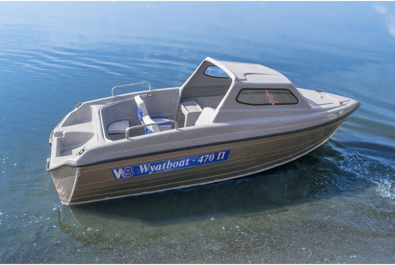 Катер Wyatboat-470П