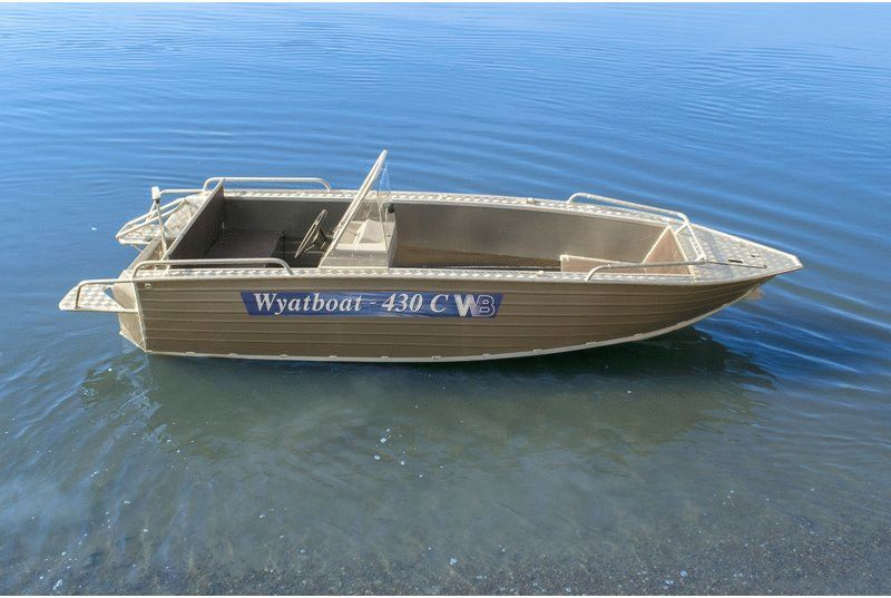 Катер Wyatboat-430C