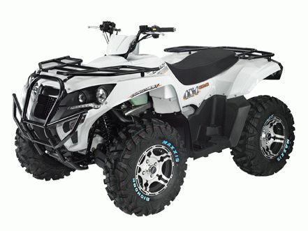 Квадроцикл ADLY ADVANCED ATV600U 4WD