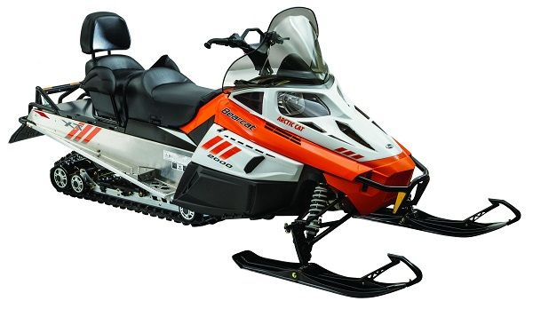 Снегоход Artic Cat BEARCAT 2000 XT ES