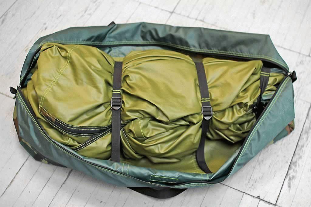 выбор летней палатки для рыбалки
